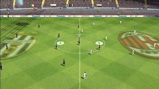 PC Retro FIFA 2003 Gameplay Juventus vs AC Milan