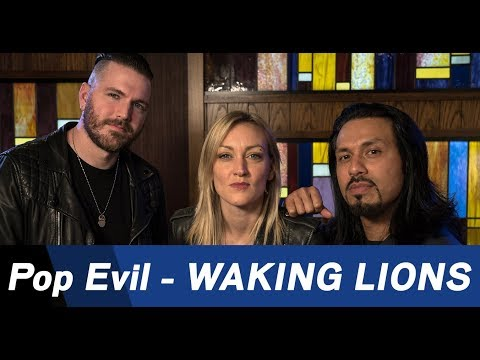 Pop Evil  Waking Lions UNPLUGGED @ROCK ANTENNE