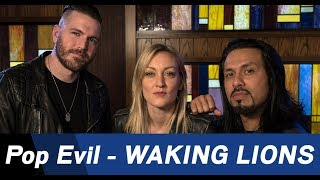 Pop Evil 34 Waking Lions 34 Unplugged Arock Antenne