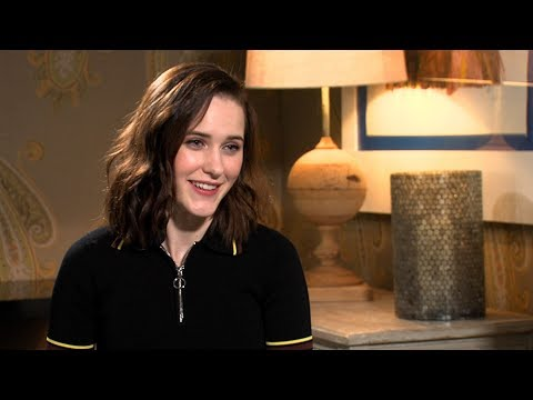 "Rachel Brosnahan - Stars of ""The Marvelous Mrs. Maisel"""