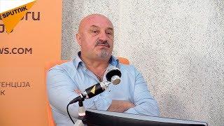 Goran Petronijević - Znaju li Amerikanci kakvi su Albanci? | Od četvrtka do četvrtka