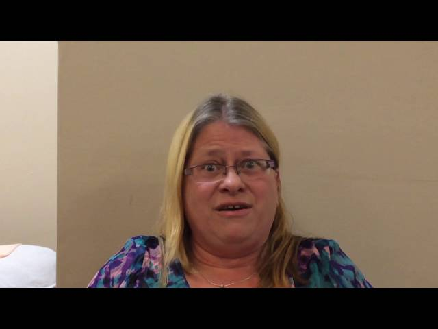 Susie's video testimonial
