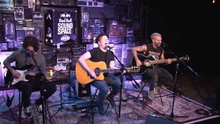 Fall Out Boy My Songs Light Em Up Acoustic At KROQ Red Bull Sound Space