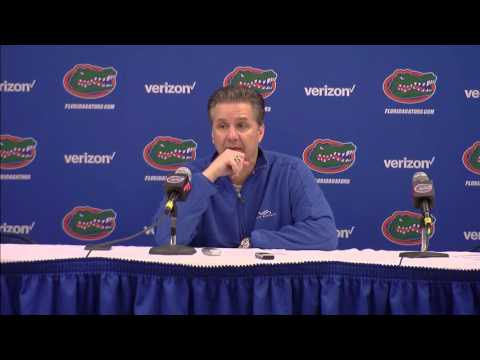 MBB: Florida Post Game Presser