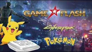 Game TV Schweiz - Cyberpunk 2077 | Pokémon | Intellivision Amico