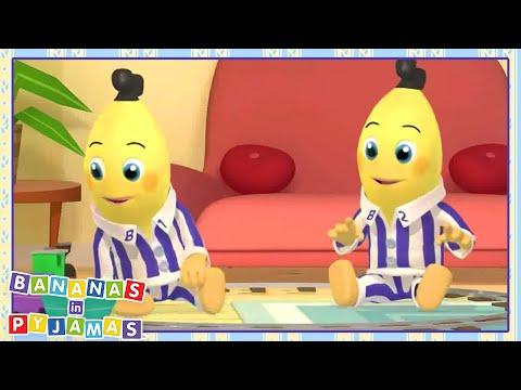 Baby Bananas | Cartoons for kids | Bananas In Pyjamas