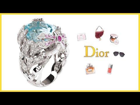 Кольцо Dior Gourmande за $33,000.00! Что остаётся от первой цены на вторичном рынке?