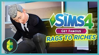 GETTING MY TV BACK - Part 23 - Rags to Riches (Sims 4 Get Famous)