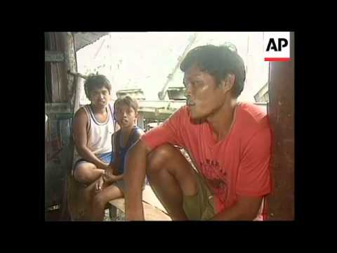 PHILIPPINES: POVERTY DRIVING PEOPLE TO SELL THEIR KIDNEYS (V)
