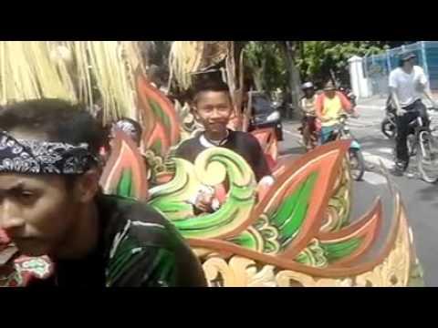 UL Daul Putra Shinhaji -Panembahan Ronggo Sukowati- Di HUT Jawa Timur 2015