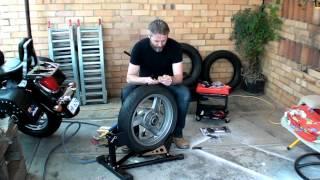 Motorcycle Tubeless Tire Punture Kits