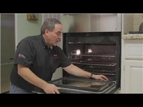 Home Appliances How To Remove The Oven Door Youtube