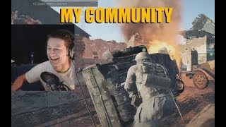 BFV - Reactions to my great community
