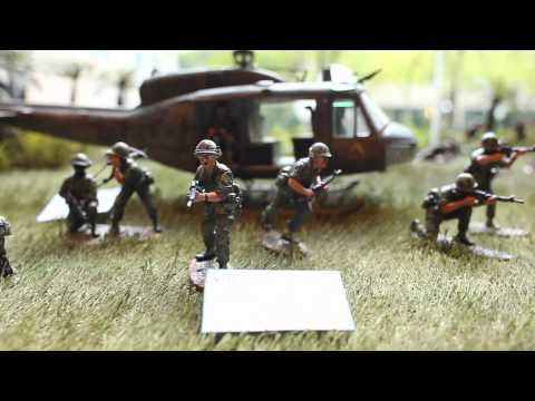 Figarti Miniatures at the 2012 Chicago Toy Soldier Show
