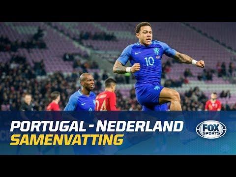 HIGHLIGHTS | Portugal - Nederland