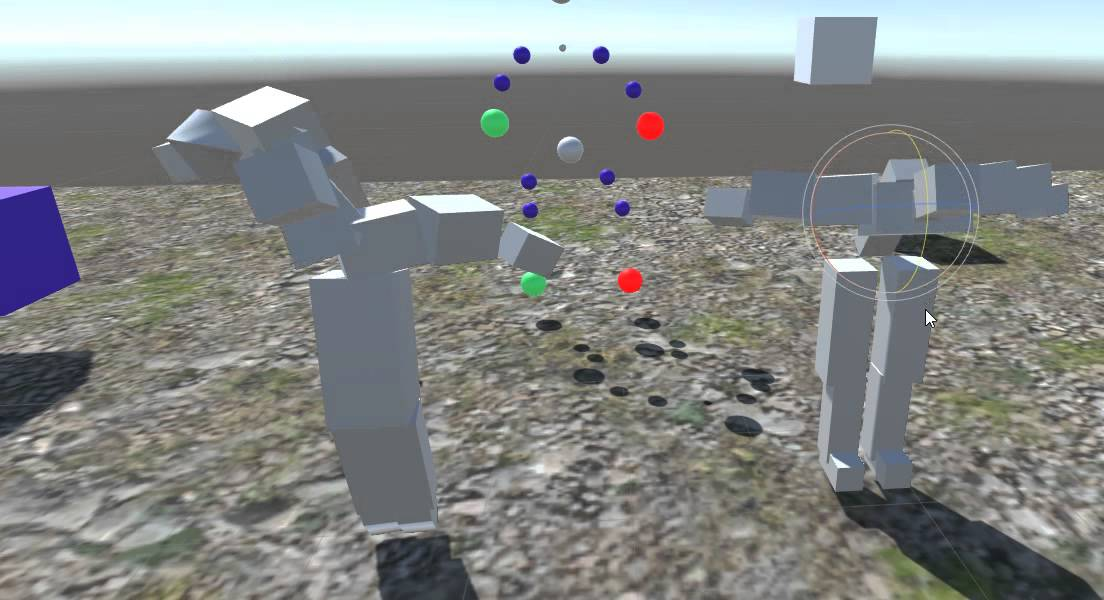 unity Quaternion FromToRotation test 2