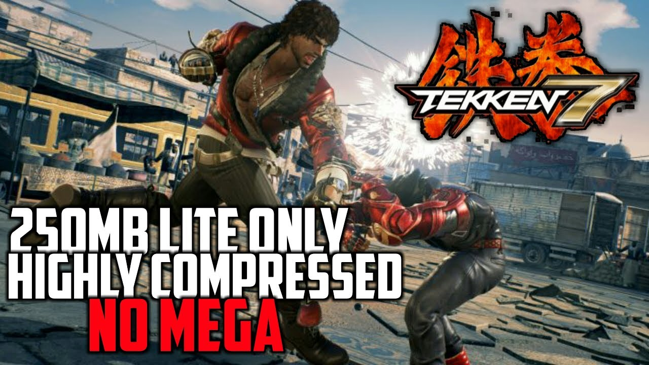 Tekken 7 Game Free Download For Pc