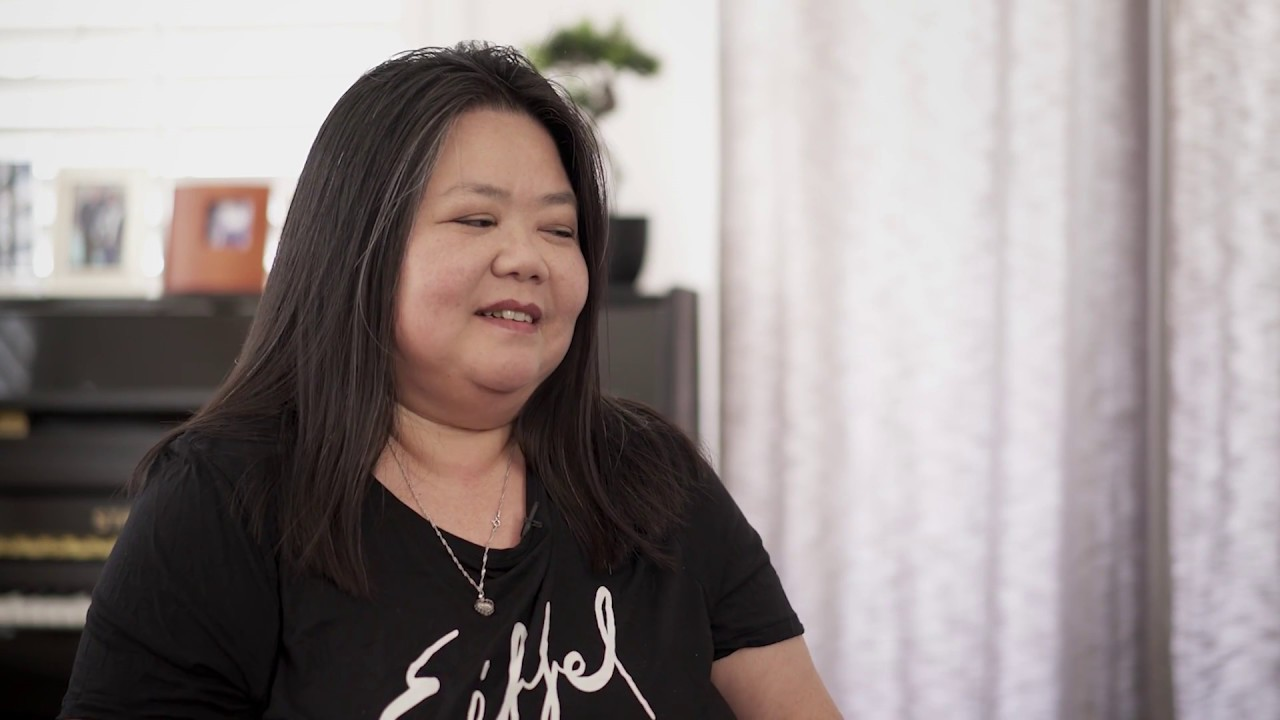 Finding A New Sense of Community — Michelle Tan's Story