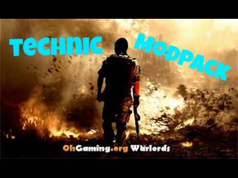 OhGaming WarLords ModPack for Technic Launcher