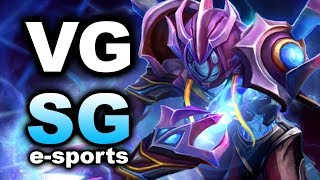 VG vs SG e-sports - Chinese vs SA Dota - StarLadder 3 Minor DOTA 2