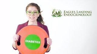Diabetes Can be a Balancing Act