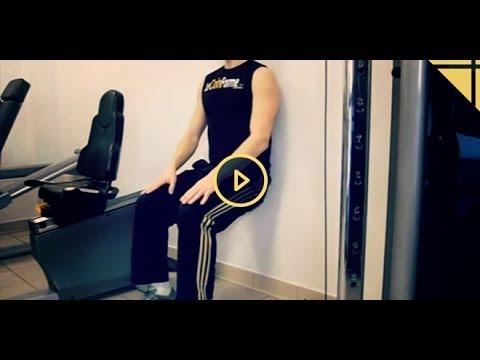 Ski 4 exercices de renforcement musculaire - YouTube