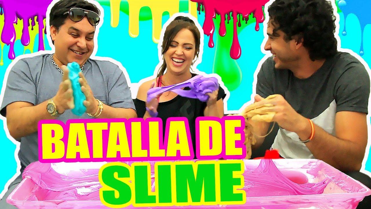 Cual Es El Mejor Slime Castigo Para El Peor Sandraciresart Ft Haroldartist Y Roberticocomediante By Sandra