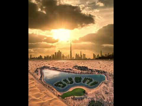 """""""#Dubai sunsets Be Ike #gold 🌇 • • @visit dubai @dubai 360 @dubai @dubai int @picsdubai @dubaipage"""