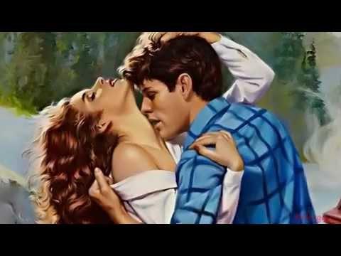 фото романтический поцелуй