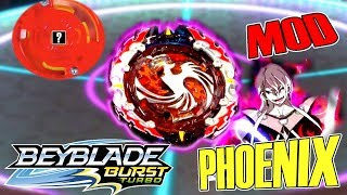 DEAD PHOENIX P4 HASBRO PROTOTYPE MOD! WITH BORROWED QR CODE