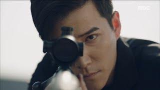 [My Secret Terrius] ep21 Cho Tae-gwan handles terrorists, 내 뒤에 테리우스20181031