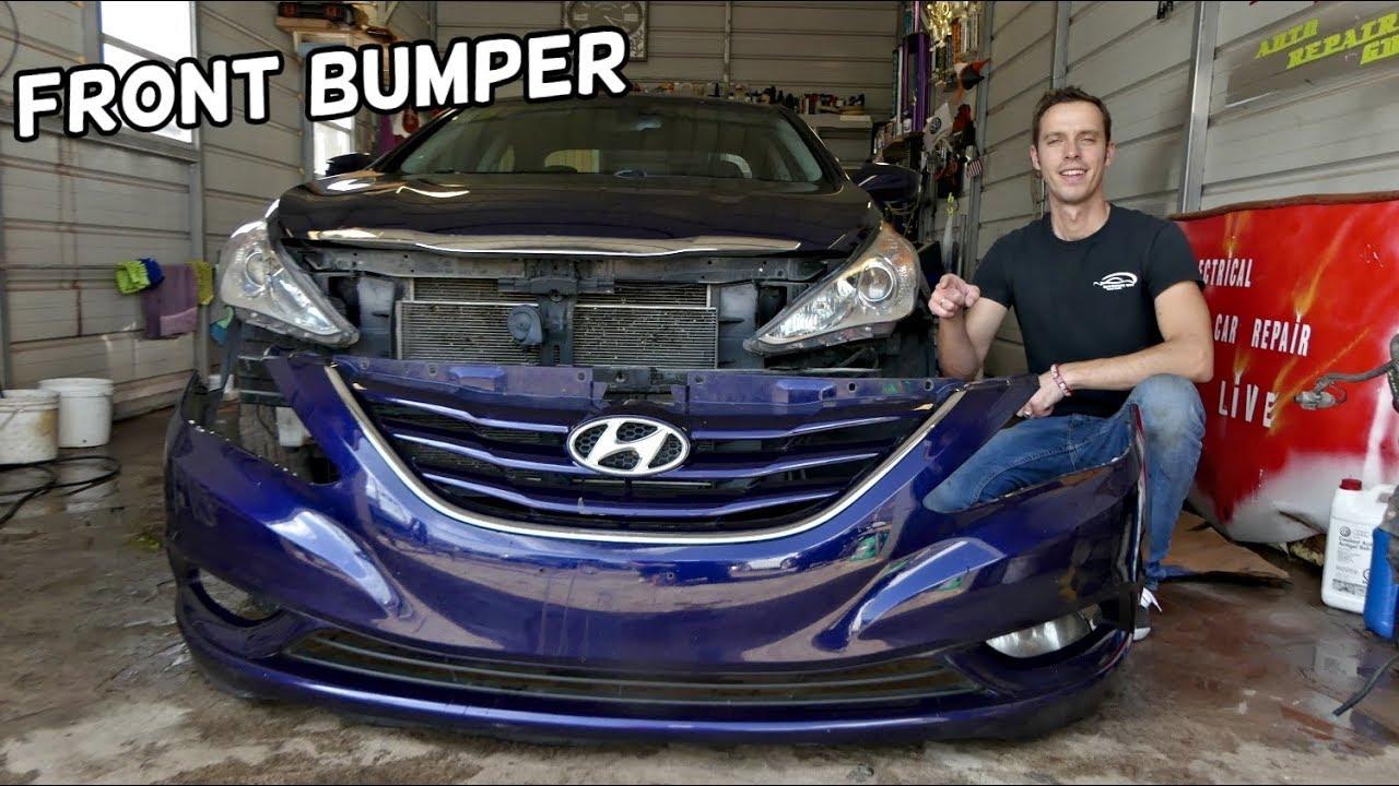 Replace Front Per On Hyundai Sonata