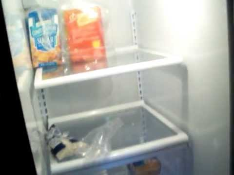 Why is this Whirlpool refrigerator not getting cold? - YouTube