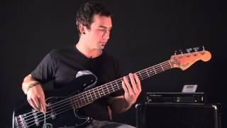 Cerrando Puertas - Sebastian Leopardi (Ziva) Bass Licks