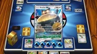 snorlax gx deck mazzo epico pokemon tcg online ita   gcc 2016