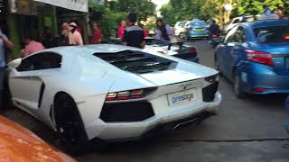 Lamborghini Hotman Paris & Raffi Ahmad (Part 3)