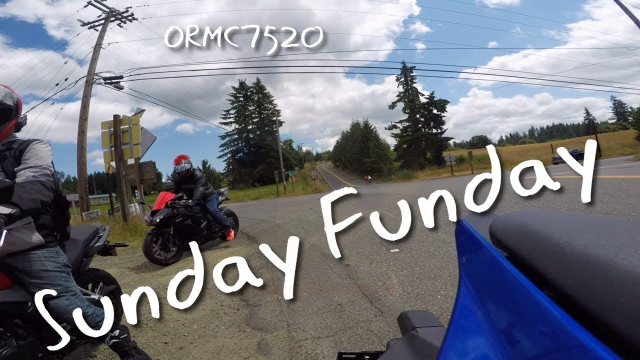 Sunday Funday on the 2019 Honda CB500X & Just Saying 👋  | Oregon Motorcycle 2020