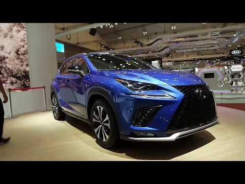 Ada Surga Tersembunyi Lexus di GIIAS 2017