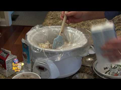 Slow Cooker Cajun Shrimp and Corn Chowder
