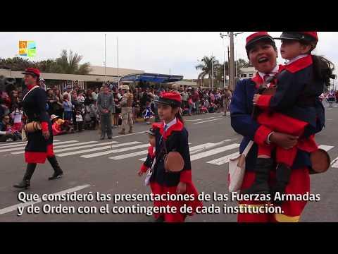 Parada Militar de Arica 2017