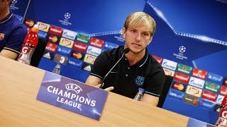 Rakitic confident that the team can manage without Messi