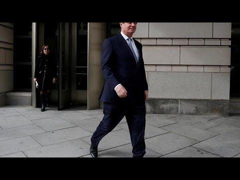 euronews (en français): Russiagate : l'étau se resserre sur Paul Manafort