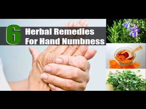 Health News: 6 Herbal Remedies For Hand Numbness