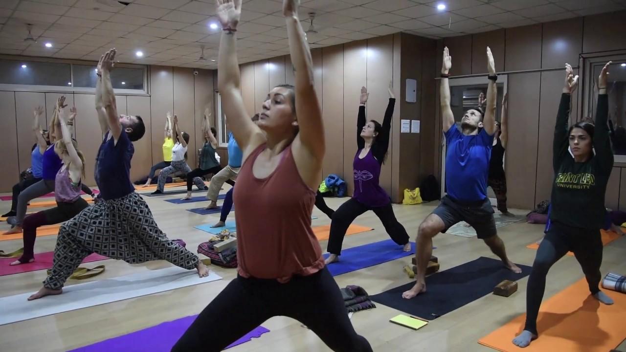 Hatha Yoga India