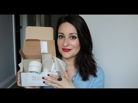 August Beauty Heroes Review feat. AYUNA // Less is Beauty Redux | L'Amour et la Musique