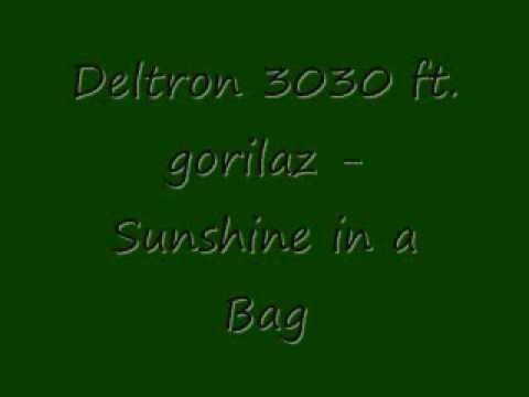 gorilaz - sunshine in a bag