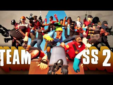 Top 5 TF2 Classes that Swore