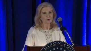 Tricia Nixon Cox Remarks at President Nixon's 100th Birthday