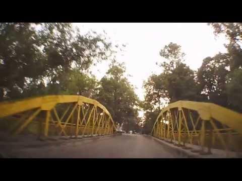 Virtuali kelionė keliu 206 (Šilutė-Rusnė)