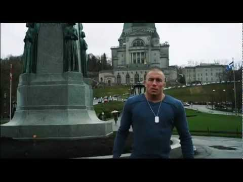 Training Georges St-Pierre HD